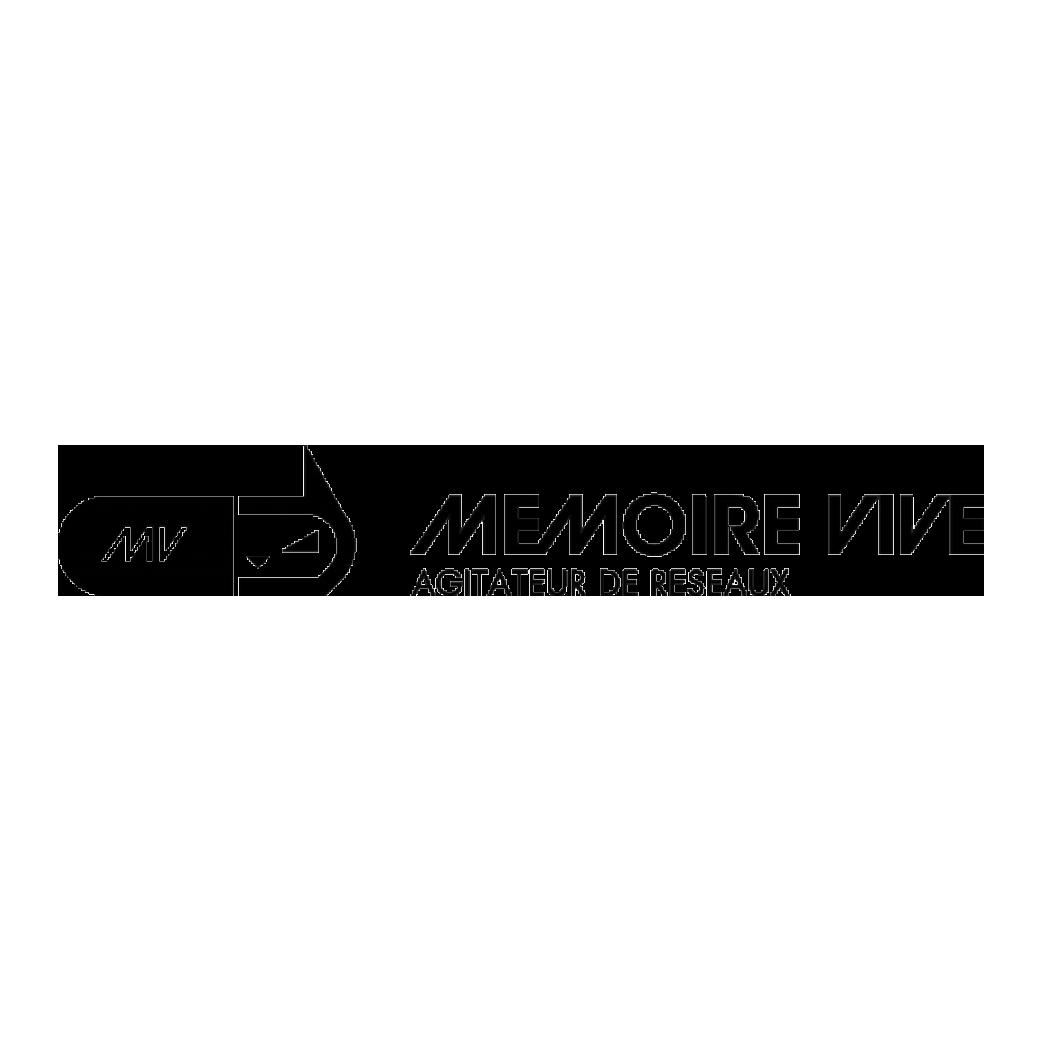 Logo Memoire Vive
