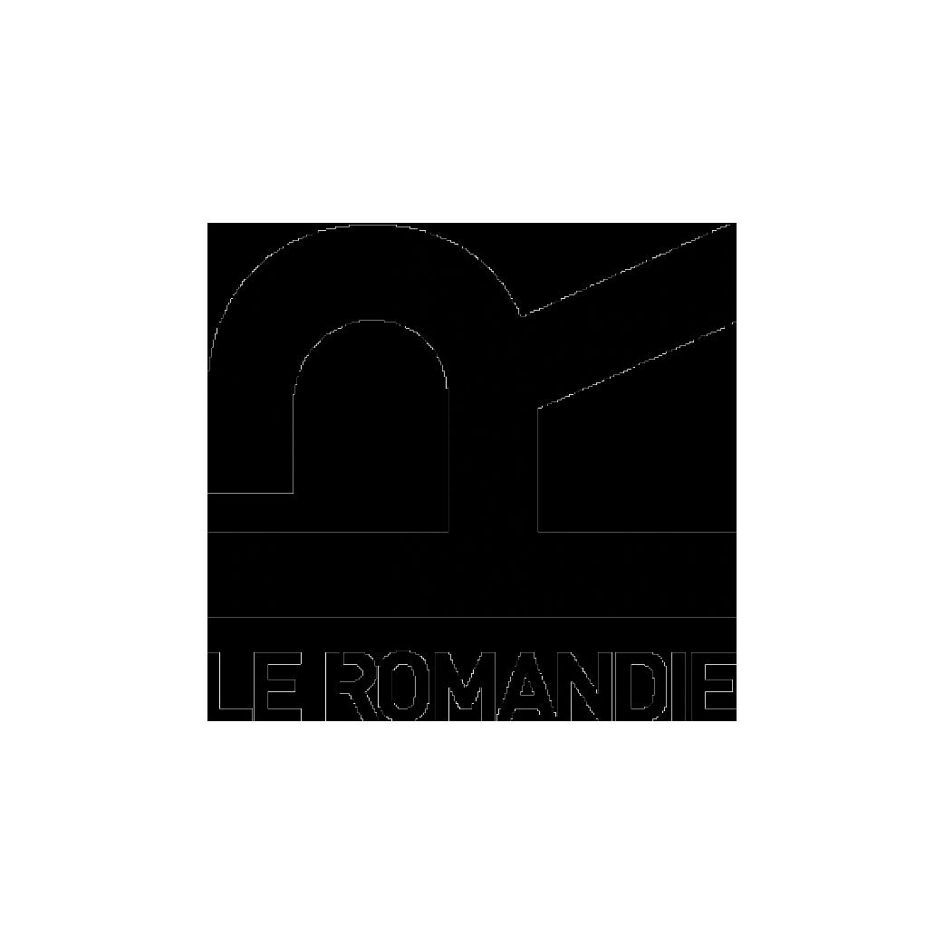 Logo Le Romandie