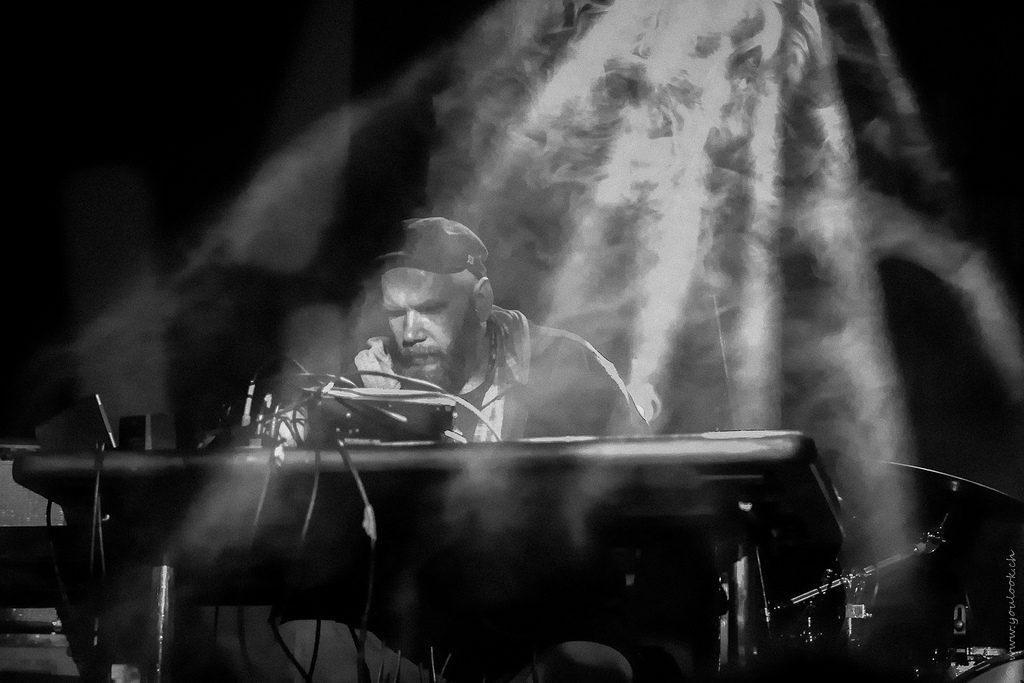 Kevin Drumm / LUFF 2012, Thierry Galeuchet