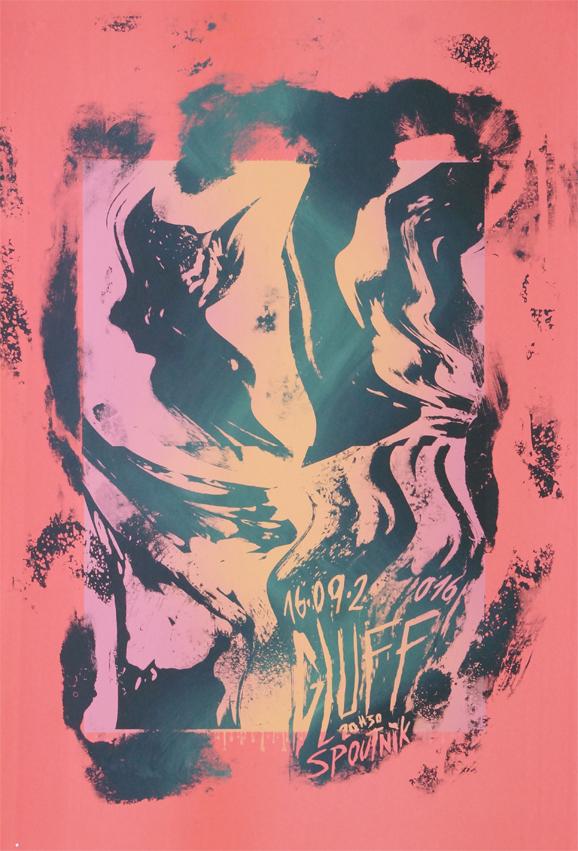 Affiche du GLUFF–Thomas Perrodin